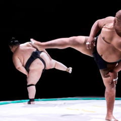 Eat Sushi & Watch Live Sumo Wrestling This Weekend In NYC