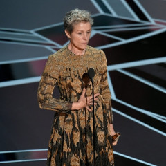 Read Frances McDormand's Epic Best Actress Speech