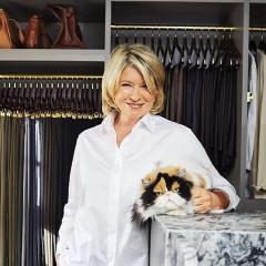 Obviously, Martha Stewart's Closet Is Amazing