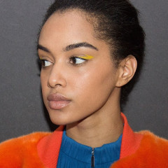 A Bold Beauty Look To Try This Weekend, Straight Off The Runway