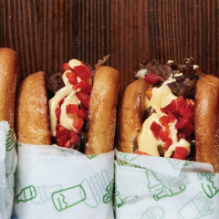 Shake Shack Is Serving Cheesesteak For One Day Only