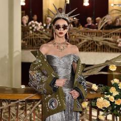 Inside Dolce & Gabbana's Dazzling New York Takeover