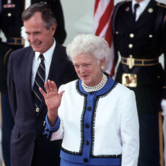 Former First Lady Barbara Bush Has Passed Away