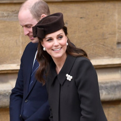 Your First Look At Will & Kate's New Royal Baby!