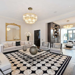 Julie Andrews' Luxe Belgravia Mansion Is On Sale For $33.5 Million