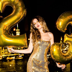 Inside Gigi Hadid's Golden Birthday Bash In Brooklyn