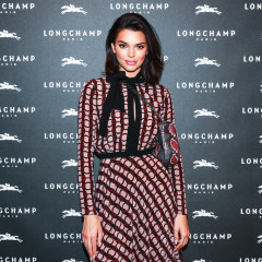 Kendall Jenner & Longchamp Host A Fashionable Fete In Bag Heaven