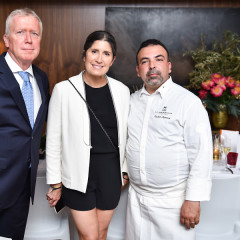 Inside Condé Nast Traveler's Chic Dinner With La Mamounia