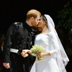 10 Sob-Inducing Photos Of Prince Harry & Meghan Markle Looking Utterly In Love