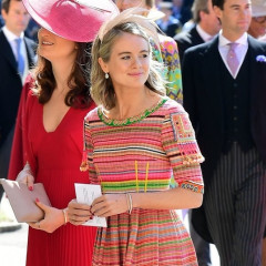 What Did Prince Harry's Exes Wear To The Wedding?