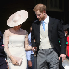 Harry & Meghan's First Public Appearance Since The Wedding