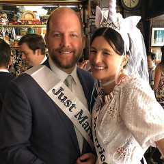 Topper Mortimer Weds Tabitha Simmons: The Blue Blooded Bash Of The Year
