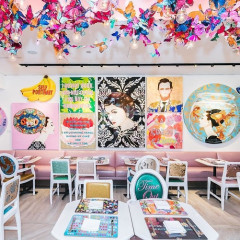 The Most Instagrammable Cafe In NYC... Is At Bergdorf's?!