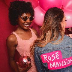 A Rosé MANSION Is Opening In NYC This Summer!