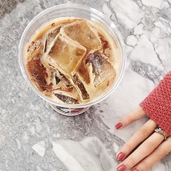 Almond, Coconut, Or Soy: Which Non-Dairy Milk Tastes Better In Iced Coffee?