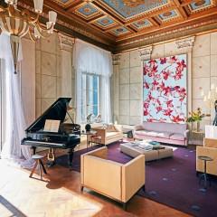 Karl Lagerfeld's Ornate German Villa Hits The Market For $11.7 Million