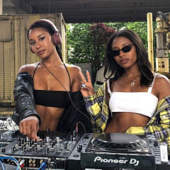 The Hottest Twin DJs Taking Over The Scene