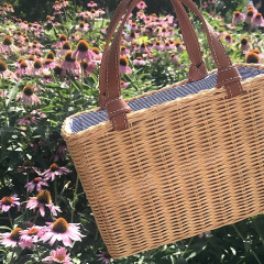 Behold - The Perfect Summer Basket Bag!