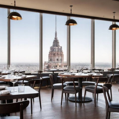 Danny Meyer's New Restaurant Has Some Seriously Stunning Views Of The City