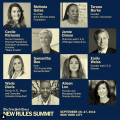New Rules Summit