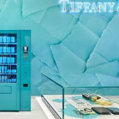 There's A Tiffany & Co. Vending Machine Now