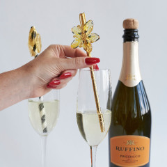 Save The Planet, Use Prosecco Straws Instead Of Plastic Ones