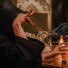 A Magical, Harry Potter-Themed Cocktail Class Is Popping Up In NYC
