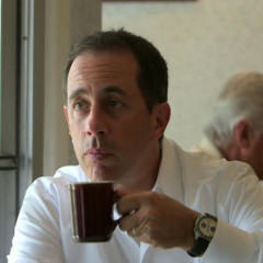 Jerry Seinfeld Has A $17,000 Espresso Machine In His Hamptons Home..