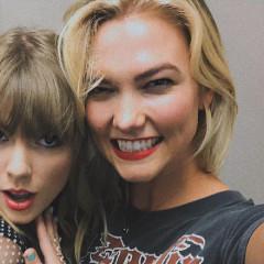 Looks Like Taylor Swift & Karlie Kloss Are Friends Again