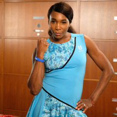 Get Tennis Lessons From Venus Williams At The US Open