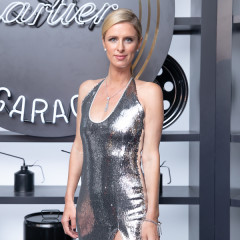 Nicky Hilton Brought The Glitz To Cartier's Precious Garage Party