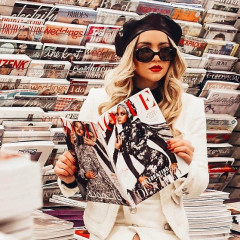 The Most Fashionista Frequented Newsstand In New York