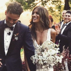 Model & Insta It Girl Rocky Barnes Had The Most Stylish Wedding