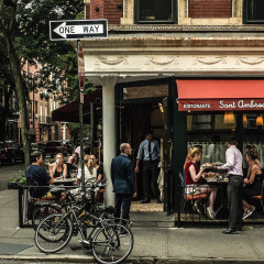 10 Spots That Prove West 4th Street Is The Best Date Night Block In NYC