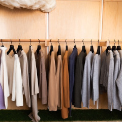 Your New Favorite Cashmere Company Just Opened The Coolest Store!