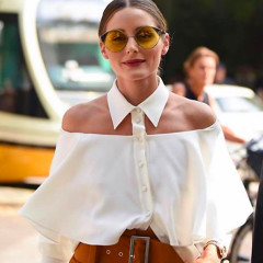 Olivia Palermo Has Been Killing It This Fashion Month