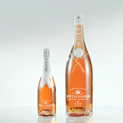 Virgil Abloh x Moët & Chandon: The Chic New Champagne Collab