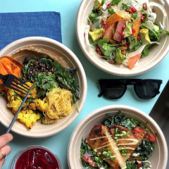 The Village Den: Inside Antoni Porowski's Healthy New Eatery!