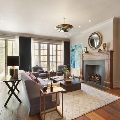 Inside Bradley Cooper's New $13.5 Million West Village Townhouse