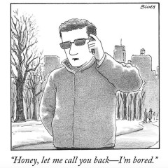 12 New Yorker Cartoons That Are Way Too Close To Home