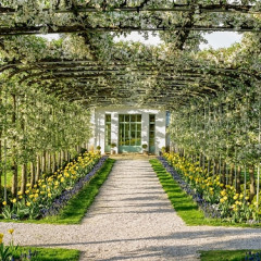 Inside The Lush Magic Of Bunny Mellon's Gardens