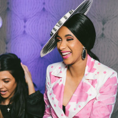 Inside Cardi B's Surprise Birthday Party In LA!