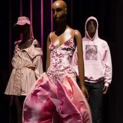 The All-Pink Fashion Exhibit You Can't Miss!