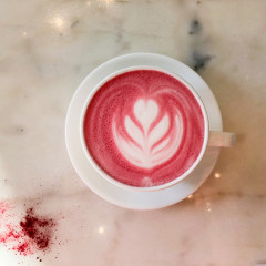 Beat Breast Cancer With This Insta-Worthy Beet Latte