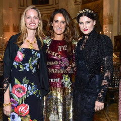 Socialites Go Disco For Dolce & Gabbana And The Boys' Club Of New York
