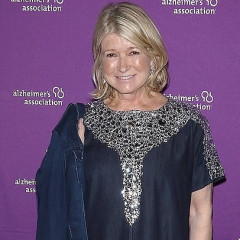 Martha Stewart Proves A Bedazzled Political Statement Is Always In Style