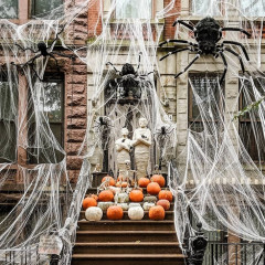 The Most Amazing Halloween Decorations In New York