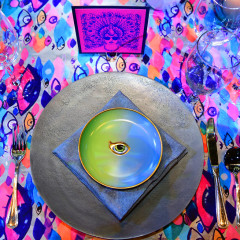 Krewe Kicks Off Their New Foundation With An Eye-Popping Fete Designed By Rafanelli Events!