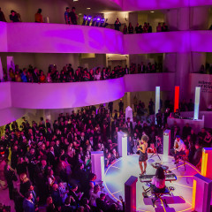 The Guggenheim & Dior Host A Raging GIG 2018 Pre-Party
