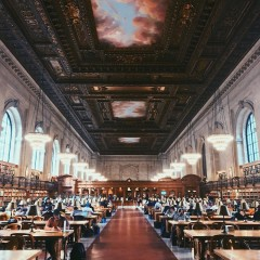 In Defense Of Actually Using The New York Public Library
